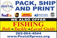 Postal Xpress, Union Grove WI